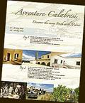 Click here to download a brochure for our Calabria, Italy 2013 tours