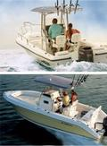 Triumph and Cobia boat rentals