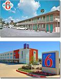 Motel 6 Then and Now