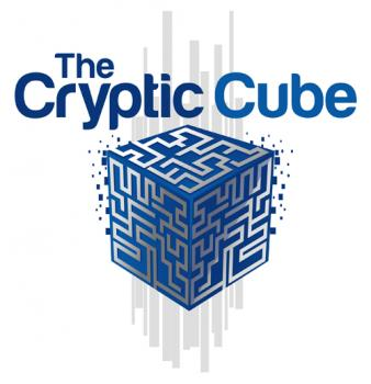 The Cryptic Cube - Bellevue Escape Room's Logo