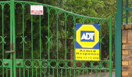 ADT Security Services's Logo