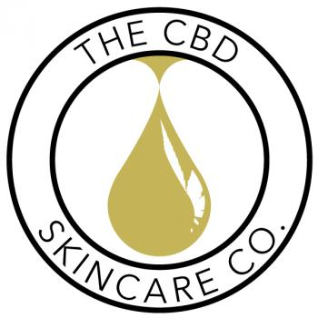 The CBD Skin Care Company's Logo