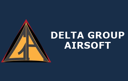 Best Brands Airsoft & Electric Guns By Delta Group's Logo