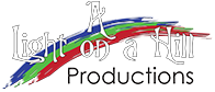 A Light on a Hill Productions's Logo