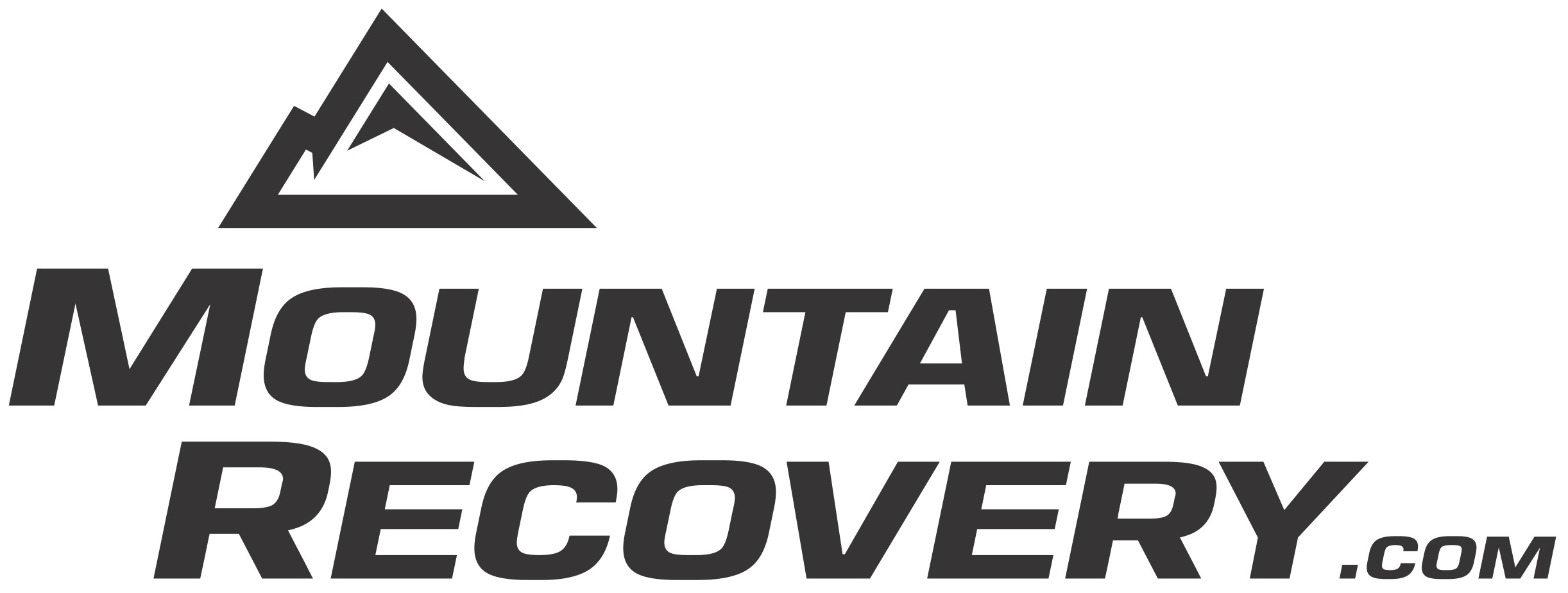 Mountain Recovery's Logo