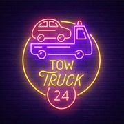 24 Hour Towing of Greenville's Logo