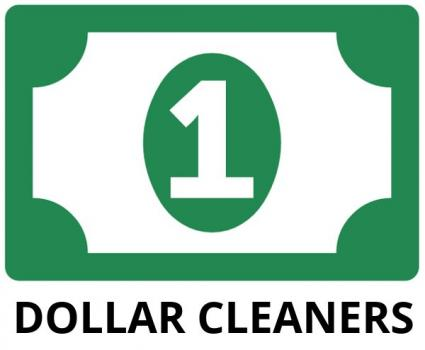 Dollar Cleaners's Logo