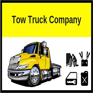 Mission Valley Tow Truck Company's Logo