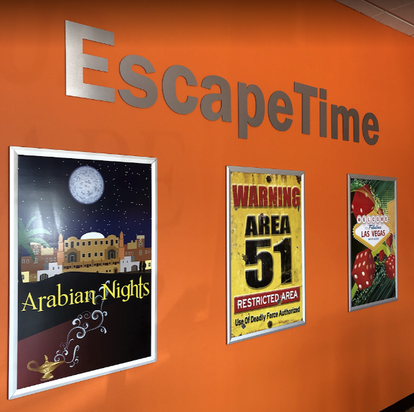EscapeTime's Logo