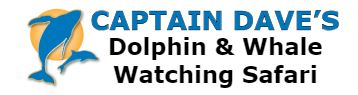 Captain Dave's Dolphin & Whale Watching Safari's Logo