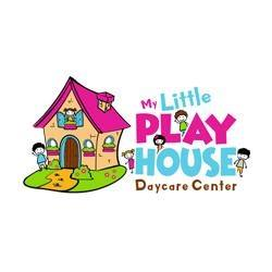 My Little Playhouse Daycare Center's Logo