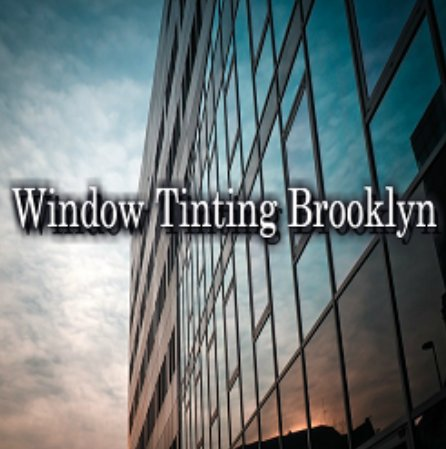 Window Tinting Brooklyn's Logo