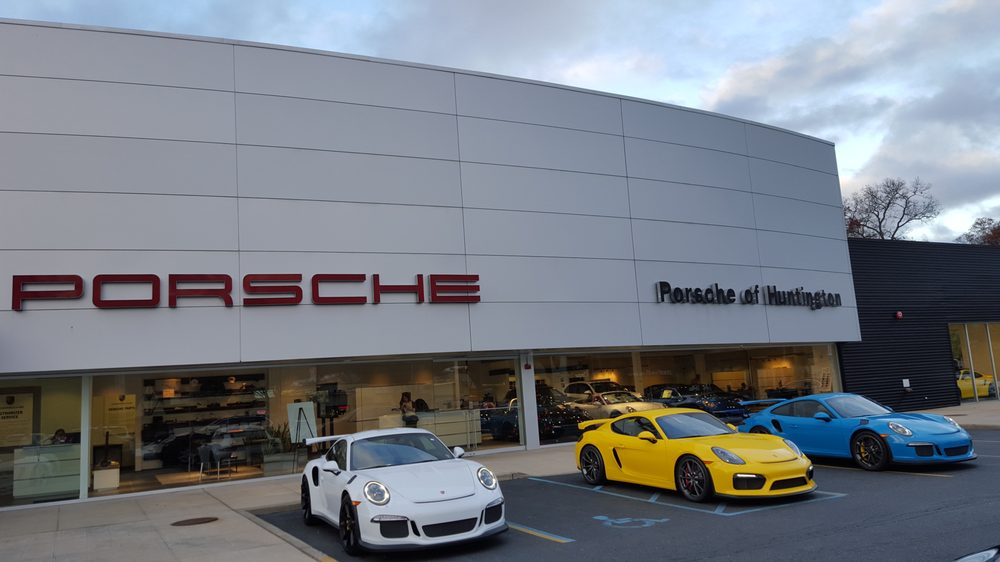 Porsche Huntington ?new and used Porsche vehicles, genuine parts, and certified service center.
