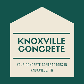 The Knoxville Concrete Guys's Logo