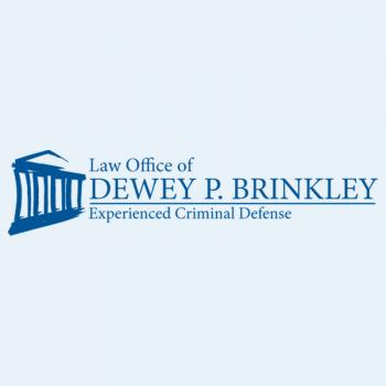 Law Office of Dewey P. Brinkley's Logo