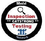 Catstrong Mold Inspection and Removal Tallahassee's Logo