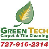 Green Tech Carpet and Tile Cleaning's Logo