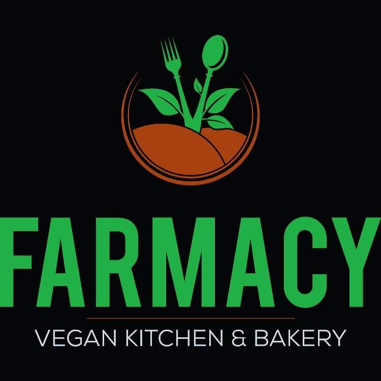 Farmacy Vegan Kitchen + Bakery's Logo