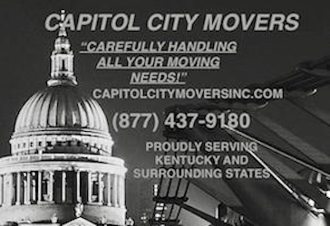 Capitol City Movers inc.'s Logo