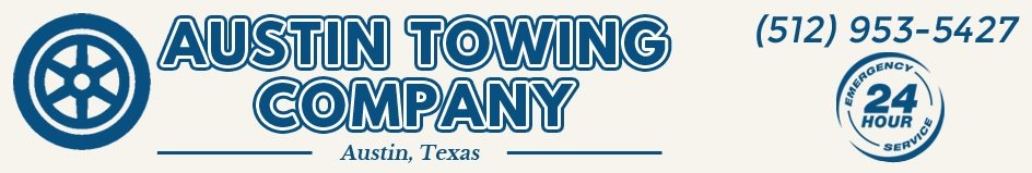 Austin Towing Co Wrecker's Logo