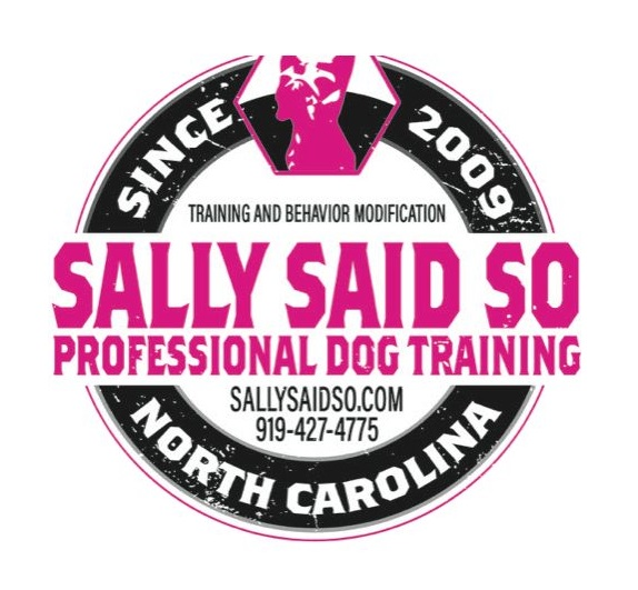 SSS Puppy Trainers Raleigh's Logo