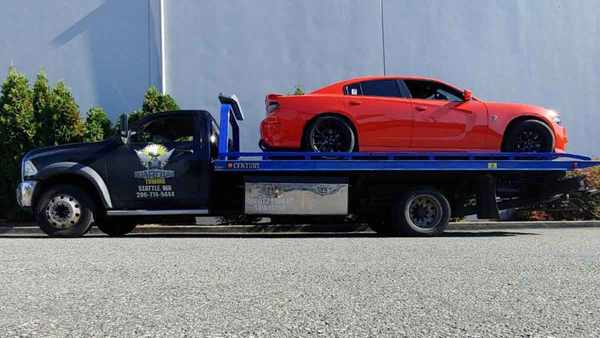 Luxury Car Towing Seattle