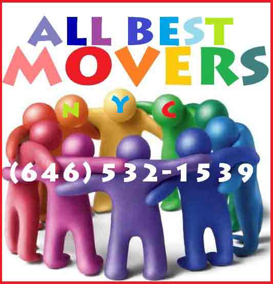 All Best NYC Manhattan Movers's Logo
