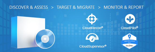 tools for cloud Migration