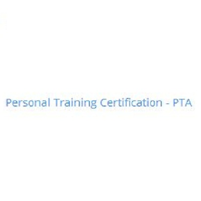Personal Training Certification - PTA's Logo