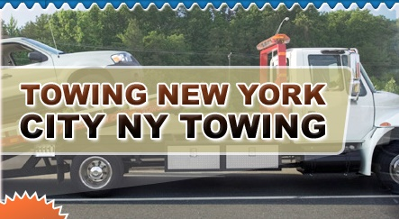 Towing New York City's Logo