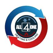 All 4 One Heating and Cooling's Logo