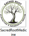 Sacred Root Acupuncture & Naturopathic Medicine's Logo