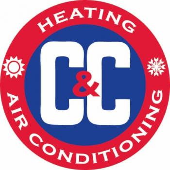 C & C Heating & Air Conditioning's Logo