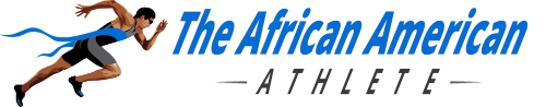 The African American Athlete's Logo