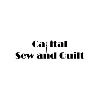 Capital Sew and Quilt's Logo