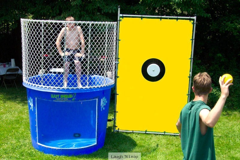 Dunking Booth Rental - Columbia, SC