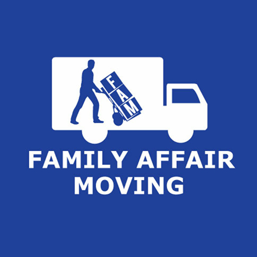 Family Affair Moving's Logo