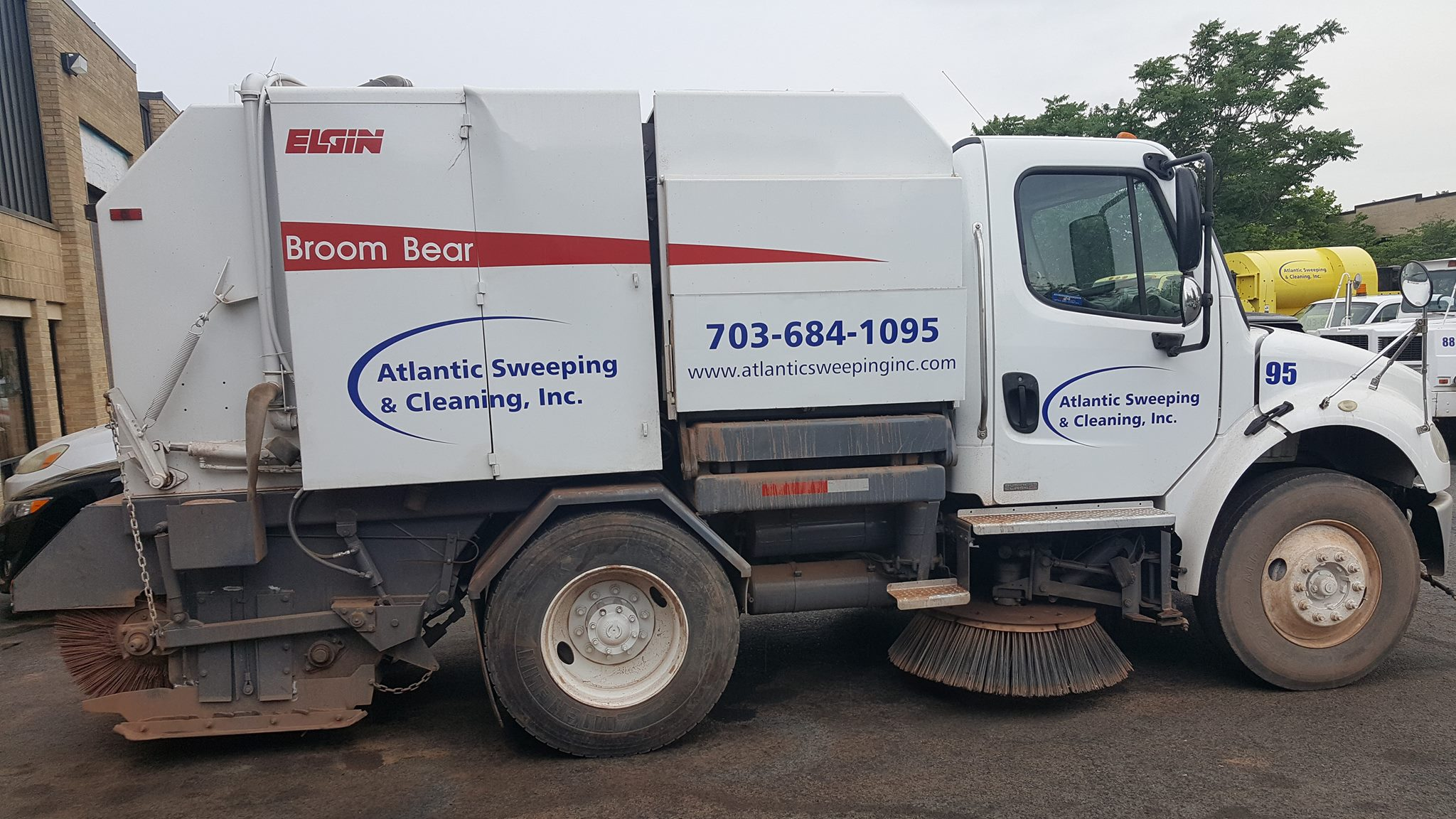 Atlantic Sweeping & Cleaning, Inc.