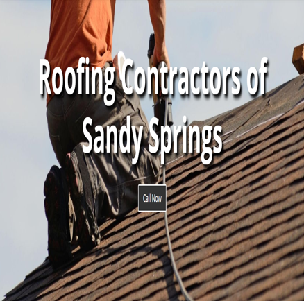 Roofing Contractors of Sandy Springs's Logo