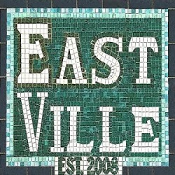 EastVille Comedy Club's Logo