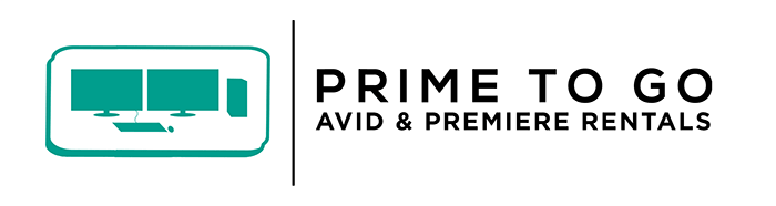 Prime To Go Avid and Premiere Rentals's Logo