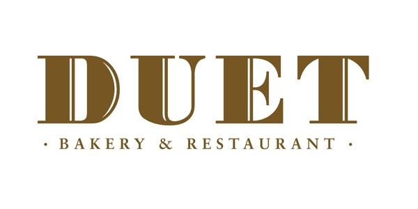 Duet Bakery and Restaurant's Logo