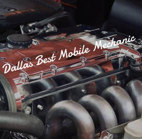 Dallas Best Mobile Mechanic's Logo