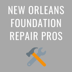 New Orleans Foundation Repair Pros's Logo
