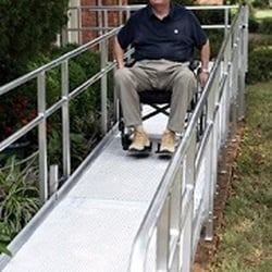 Minneapolis Wheelchair Ramps's Logo