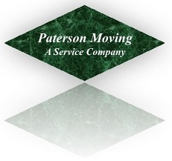 Paterson Moving's Logo