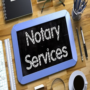 Mobile Notary Baltimore's Logo
