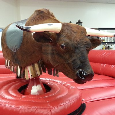 Mechanical Bull and Party Rentals's Logo