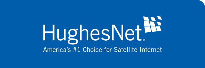 Hughesnet Authorized Dealer's Logo