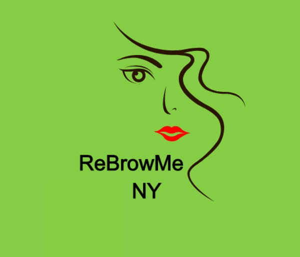 RebrowMe New York's Logo